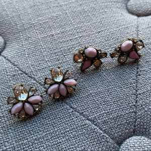 Set of 2 earring pairs - SugarFix BaubleBar